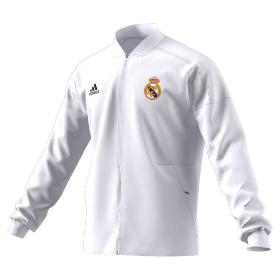 newest collection 792cf 9d185 Real Madrid CF 2018 / 19 Mens ZNE Jacket L