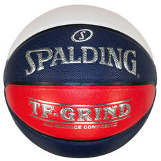 Spalding  TF Grind Basketball Australia Basketball White / Red 5, , rebel_hi-res