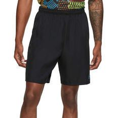 Nike Mens Dri-FIT Academy Woven Football Shorts Black XS, Black, rebel_hi-res