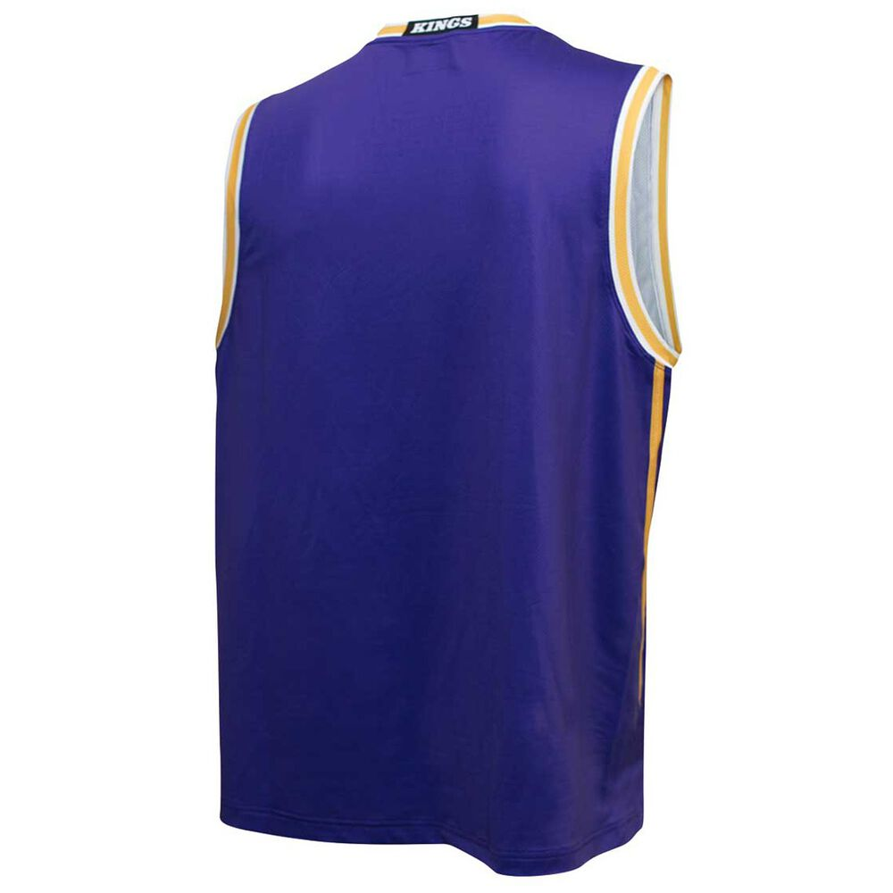 048ff7b4016 Mitchell and Ness Mens Sydney Kings 2018 Home Jersey L, , rebel_hi-res