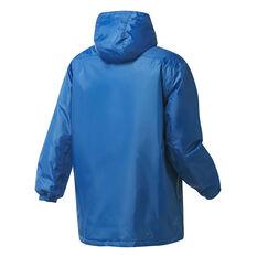Team Mens Performa Jacket Blue S, Blue, rebel_hi-res