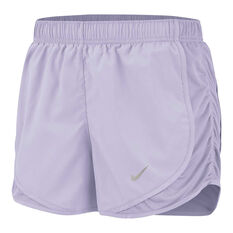 Nike Womens Tempo Running Shorts Purple XS, Purple, rebel_hi-res