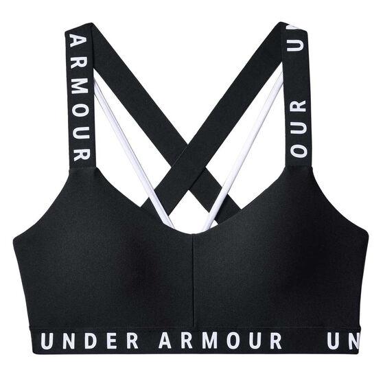 Under Armour Womens Sportlette Sports Bra, , rebel_hi-res