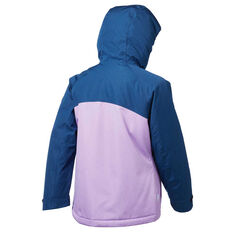 Tahwalhi Girls Angel Dust Ski Jacket Blue / Purple 4, Blue / Purple, rebel_hi-res
