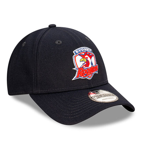 Sydney Roosters New Era Authentic Core 9FORTY Cap, , rebel_hi-res