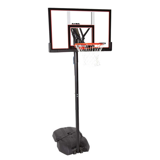 """Lifetime 48"""" Crossover Basketball System, , rebel_hi-res"""