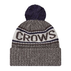 Adelaide Crows New Era 6 Dart Cuff Beanie, , rebel_hi-res