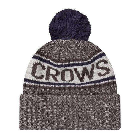 Adelaide Crows New Era 6 Dart Cuff Beanie, , rebel_hi-res