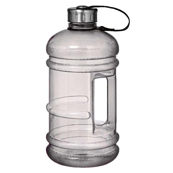 Celsius 2.2L Water Bottle Black 2.2L, Black, rebel_hi-res