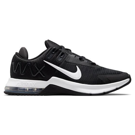 Nike Air Max Alpha Trainer 4 Mens Training Shoes, Black/White, rebel_hi-res