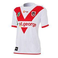 St. George Illawarra Dragons 2018 Mens Home Jersey, , rebel_hi-res
