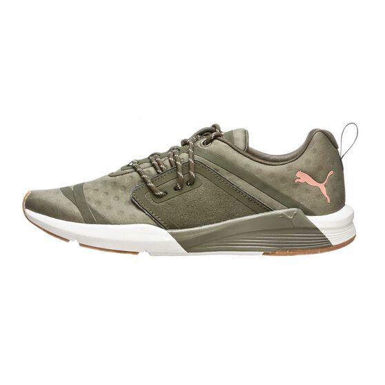 29758abbedc Puma Pulse Ignite XT Womens Casual Shoes Green   White US 6