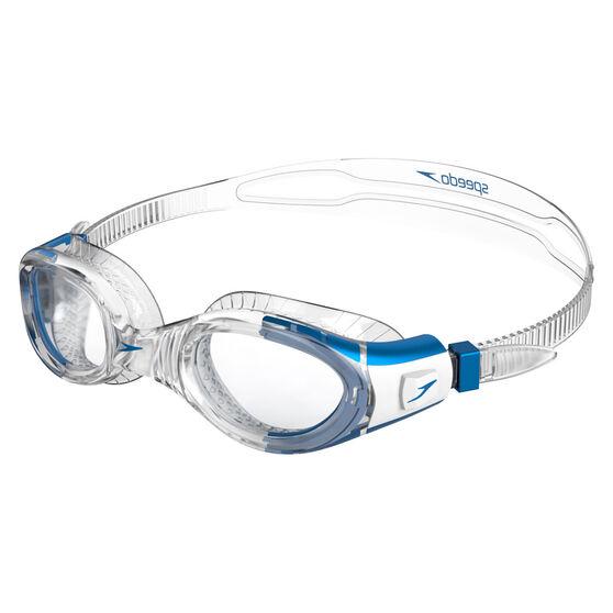 Speedo Futura Biofuse Flexiseal Junior Swim Goggles, , rebel_hi-res