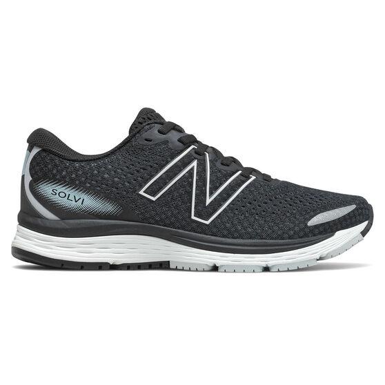 New Balance Solvi v3 Womens Running Shoes, Black, rebel_hi-res