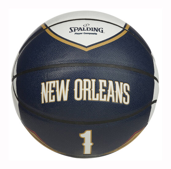 Spalding NBA Zion Williamson Basketball, , rebel_hi-res