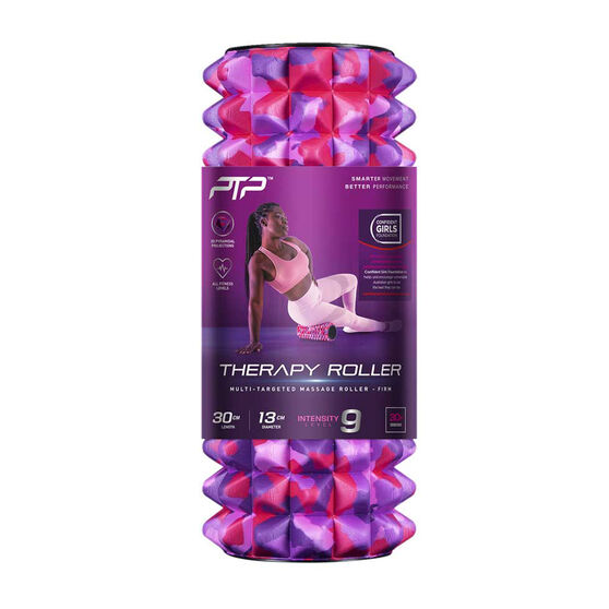 PTP Confident Girls Foundation Massage Therapy Roller Firm, , rebel_hi-res