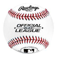 Rawlings 9in Official League Baseball Ball, , rebel_hi-res
