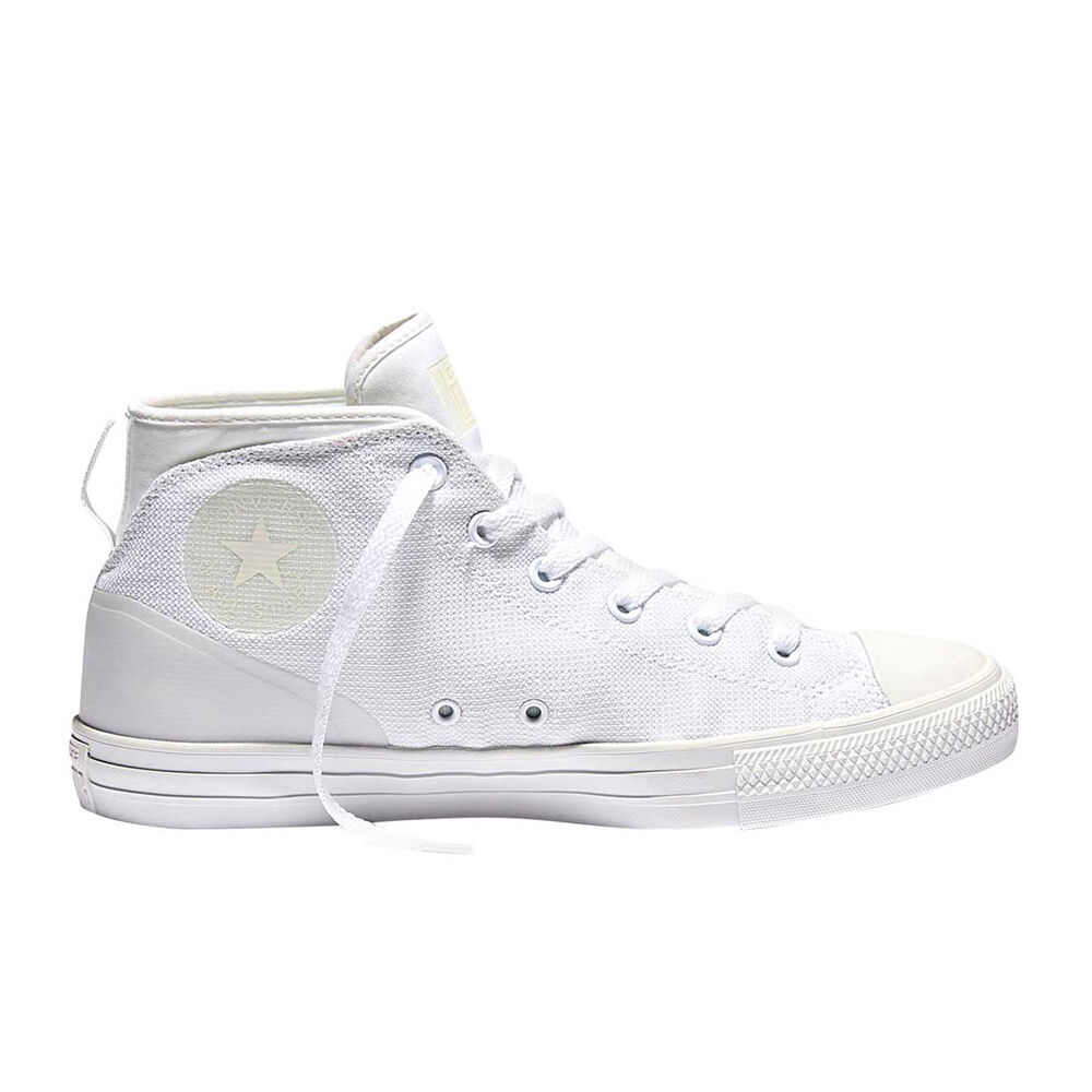 Converse Chuck Taylor All Star Syde Street Mens Casual Shoes White   White  US 11 4fc046077