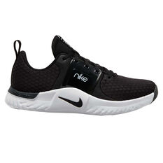 Nike Renew In-Season TR 10 Womens Training Shoes Black/Grey US 6, Black/Grey, rebel_hi-res