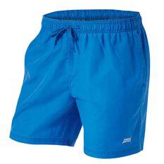 Zoggs Mens Phoenix Board Shorts Blue S, Blue, rebel_hi-res