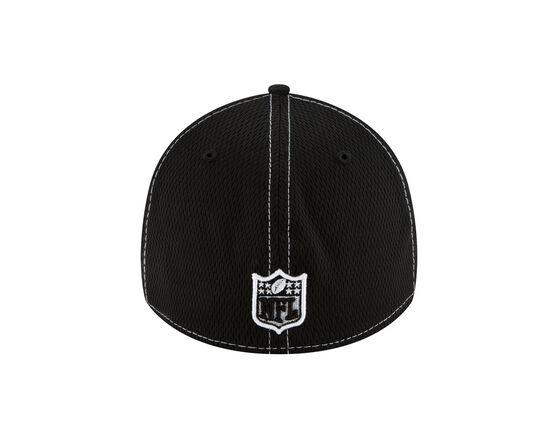 New England Patriots Sideline Road 39THIRTY Stretch Fit Cap Black S / M, Black, rebel_hi-res