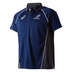Wallabies 2018 Mens Training Polo Shirt, , rebel_hi-res