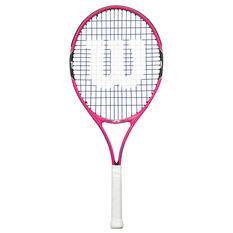 Wilson Burn Pink 25 Junior Tennis Racquet Pink / Back 25in, , rebel_hi-res