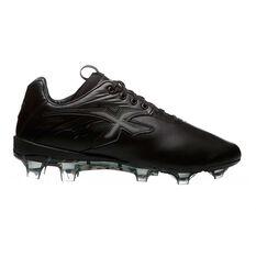 X Blades Jet X 19 Mens Football Boots Black US 7, Black, rebel_hi-res