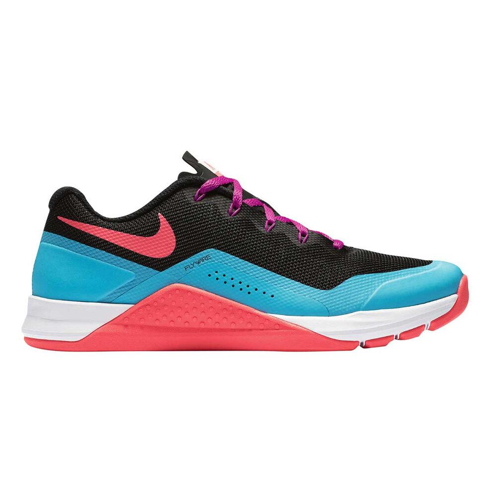 22d095ea54b0a Nike Metcon Repper DSX Womens Training Shoes Black   Pink US 7.5 ...