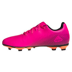adidas X Ghosted .4 Kids Football Boots Pink US 11, Pink, rebel_hi-res