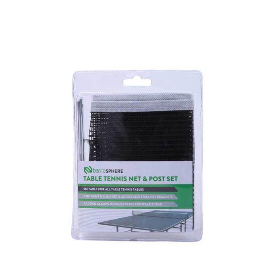 Terrasphere Table Tennis Net and Post Set, , rebel_hi-res