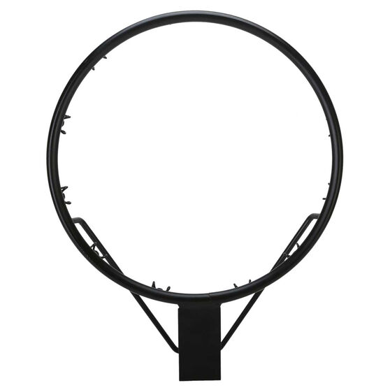 Regent Netball Ring Black 15in, , rebel_hi-res