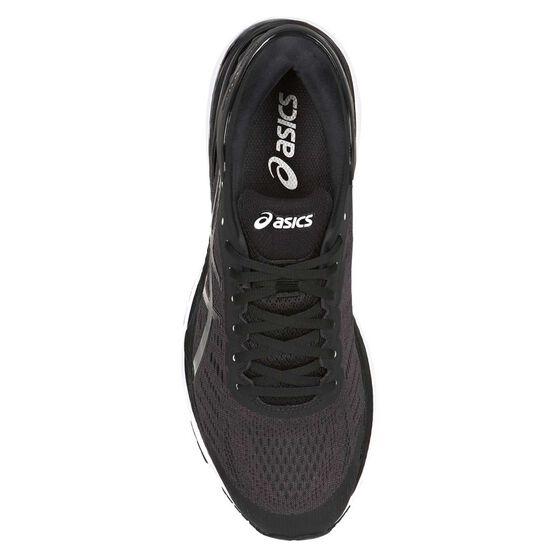 Asics GEL Kayano 24 Mens Running Shoes Black   White US 8.5  bc485fce061d7