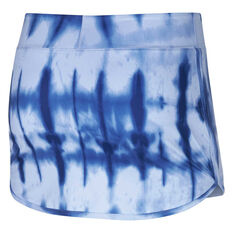 Nike Court Womens Pure Tennis Skirt Blue XS, Blue, rebel_hi-res