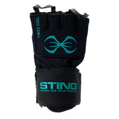 Sting Gel Quick Wraps Black S, Black, rebel_hi-res
