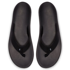 Nike Kepa Kai Mens Thongs, Black/White, rebel_hi-res