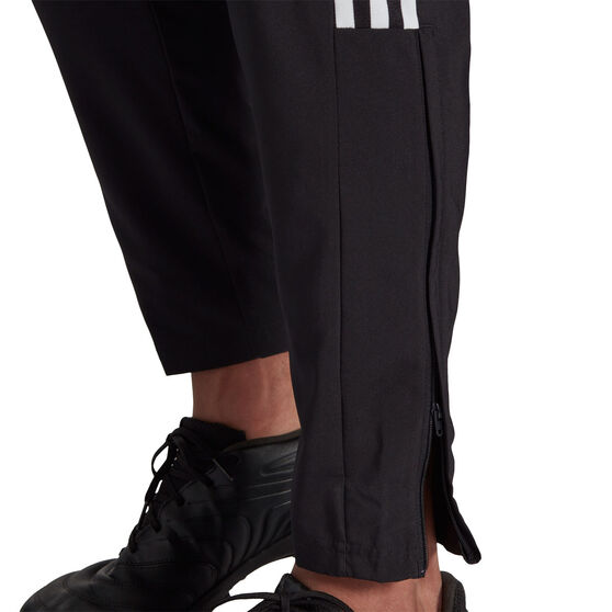 adidas Tiro 21 Mens Woven Trackpants, Black, rebel_hi-res