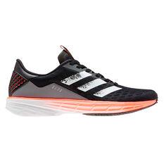 adidas SL20 Womens Running Shoes Black/White US 8, Black/White, rebel_hi-res