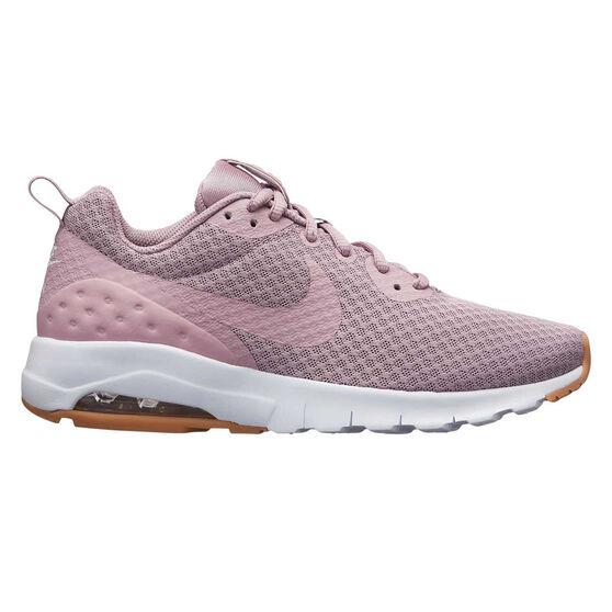 Nouveaux produits 9003d 94933 Nike Air Max Motion Low Womens Casual Shoes Rose / White US 6