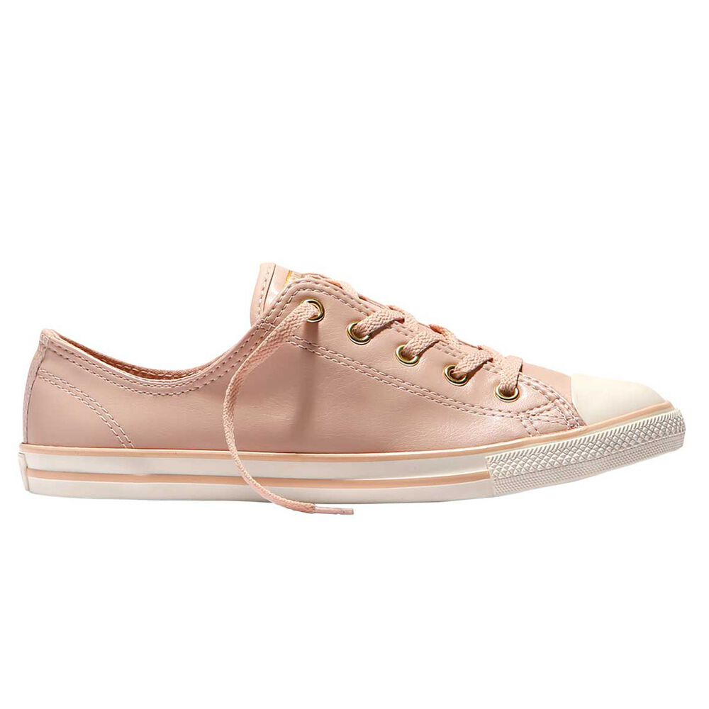 2bc25c905302 Converse Chuck Taylor All Star Dainty Womens Casual Shoes Pink   Yellow US  6