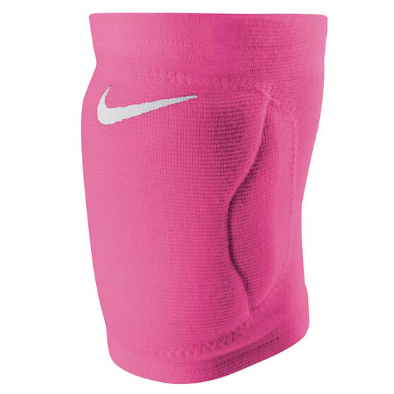 Nike Streak Volleyball Knee Pads, Pink, rebel_hi-res