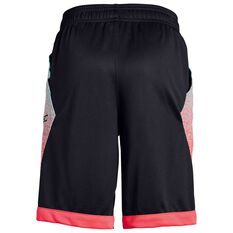 Under Armour Boys SC30 Shorts Turquoise XS, Turquoise, rebel_hi-res