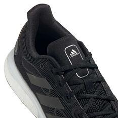 adidas Supernova Kids Running Shoes, Black, rebel_hi-res
