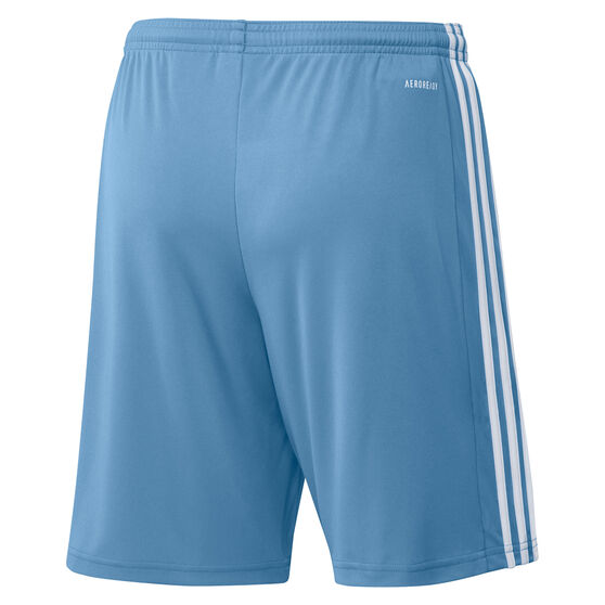 Adidas Mens Squadra 21 Shorts, Blue, rebel_hi-res