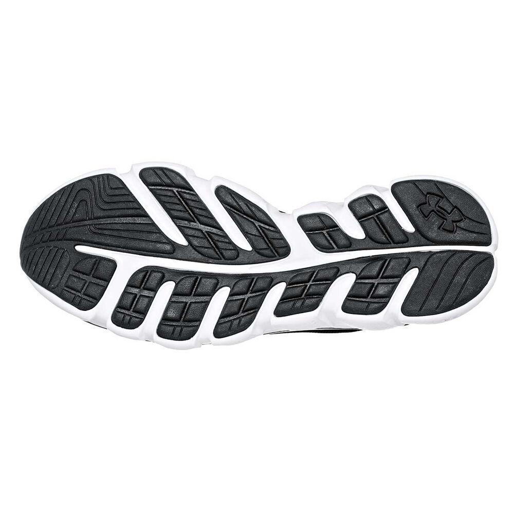 Under Armour Micro G Assert 6 Womens Running Shoes Black   Pink US 7 ... 8b8dc2403b6