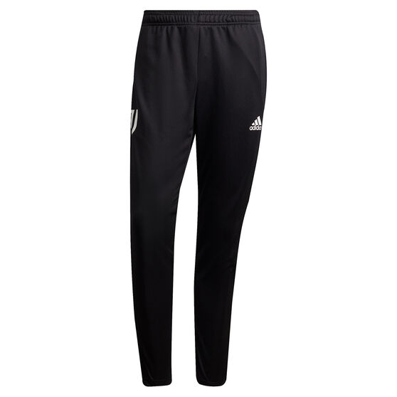Juventus FC 2021/22 Mens Training Pants Black S, Black, rebel_hi-res