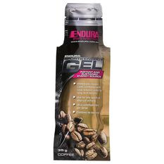Endura Sports Energy Gel Sachet Coffee, , rebel_hi-res