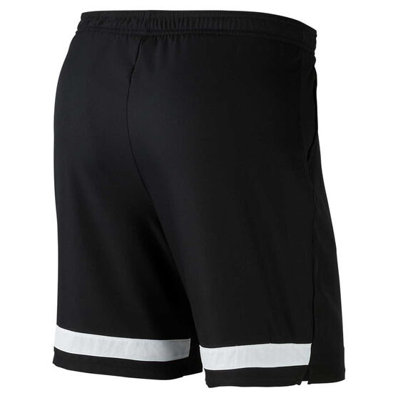 Nike Mens Dri-FIT Academy Football Shorts, Black, rebel_hi-res