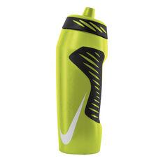 Nike Hyperfuel 709ml Water Bottle Black / Volt 709mL, Black / Volt, rebel_hi-res