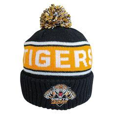 Wests Tigers Striker Beanie, , rebel_hi-res